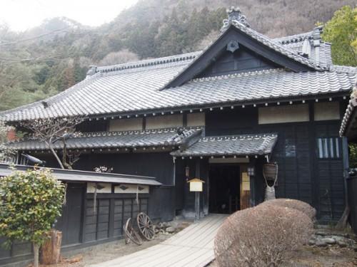 Maison à Nikko Edomura à 30 minutes de Nikko, village de l'ère Edo.