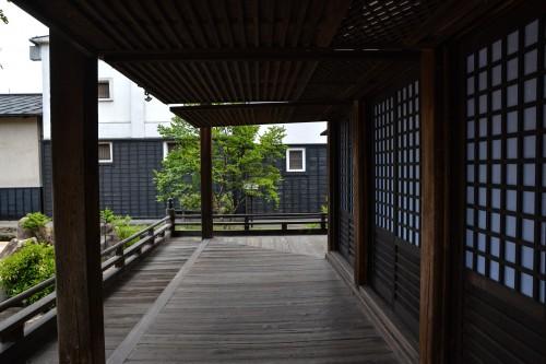 Le temple Enkouji à Hida Furukawa,Gifu
