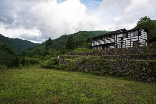 Tanekura Inn, un hôtel en plein dans la nature et les rizières tout près de Hida Furukawa