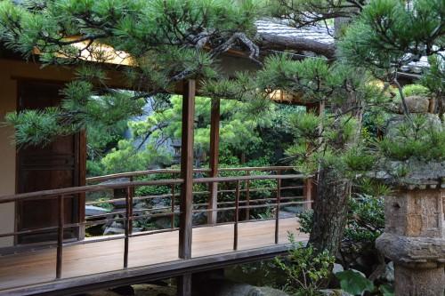 Dormir dans le ryokan de luxe Yoyokaku à Karatsu
