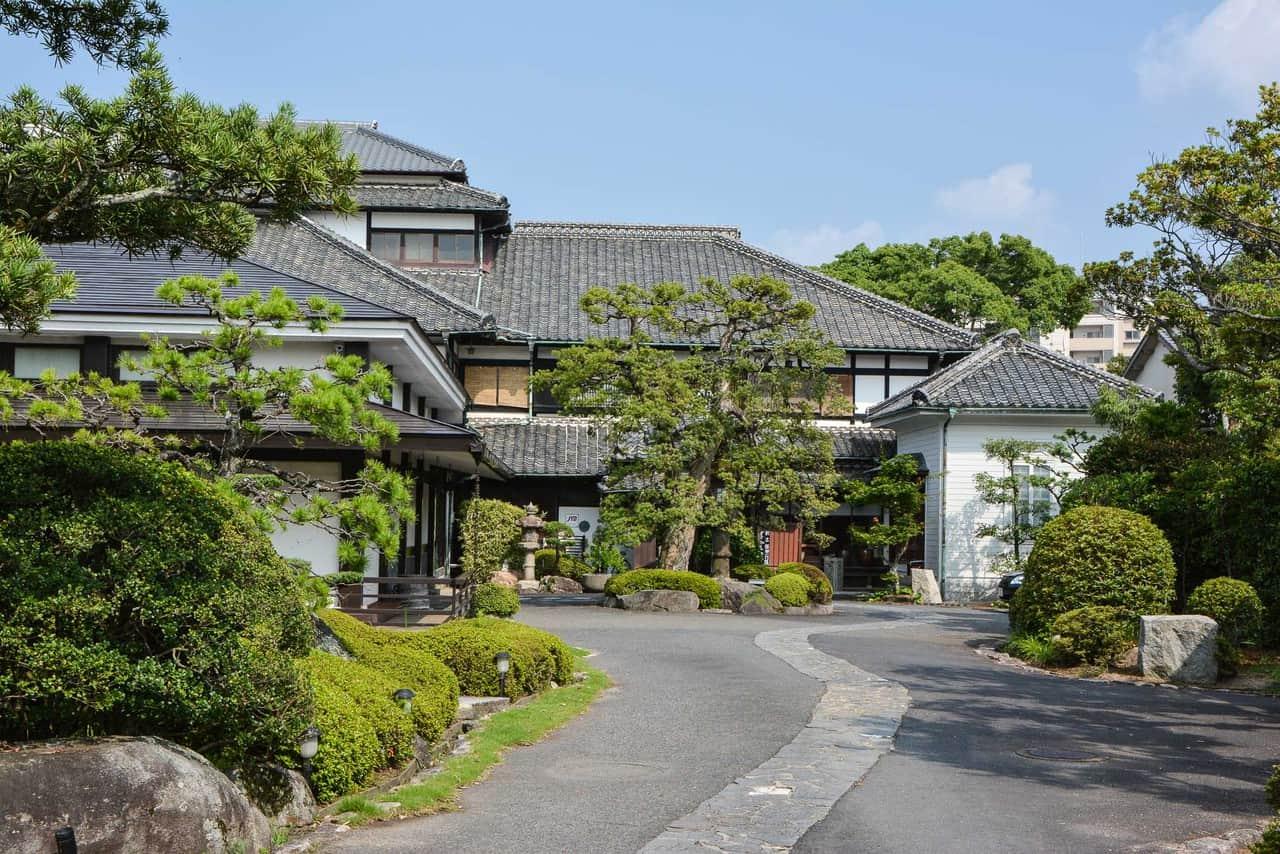 Dormir dans un ryokan de luxe à Karatsu, Saga.