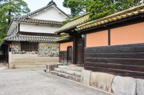 visite du quartier historique de Kurashiki, le Bikan avec les belles maisons de marchands