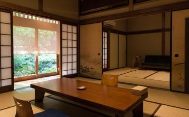Le ryokan Mifuneyama Kanko Hotel à Takeo Onsen dans la prefecture de Saga