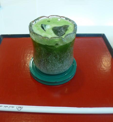 Feuilles de thé, Japon, cérémonie, art, matcha, toraya