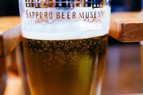 sapporo, beer garden, biere, musée, dégustation