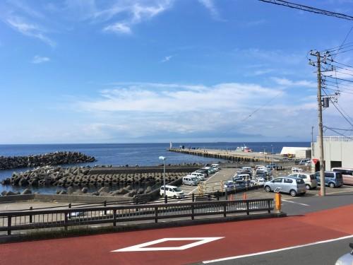 Oshima, Pacifique, île de Tokyo, Motomachi