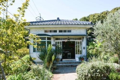 Le parc-oliveraie de Shodoshima dans la préfeture de Kagawa