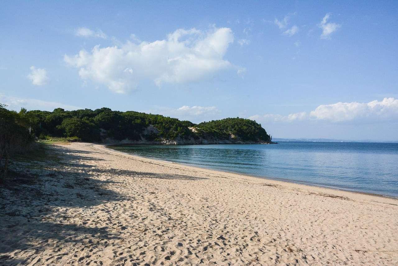 Les archives du coeur, de Boltanski sur l'île de Teshima au Japon