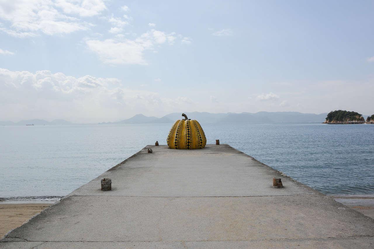 Naoshima, l'île artistique de la Mer Intérieure de Seto