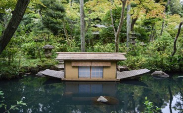 Le musée Nezu de Kengo Kuma, caché dans le quartier d'Omotesendo à Tokyo