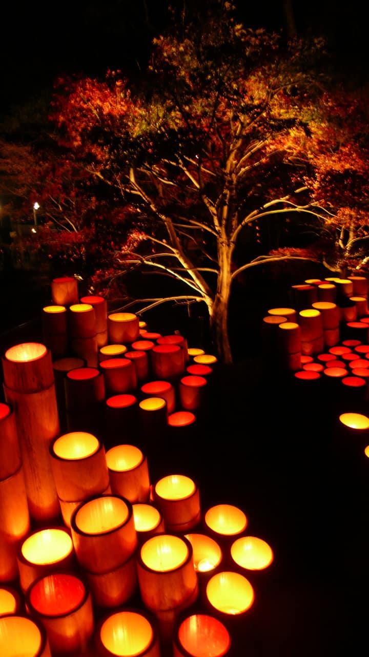 Le festival des lanternes d'Ogi, une réjouissance automnale