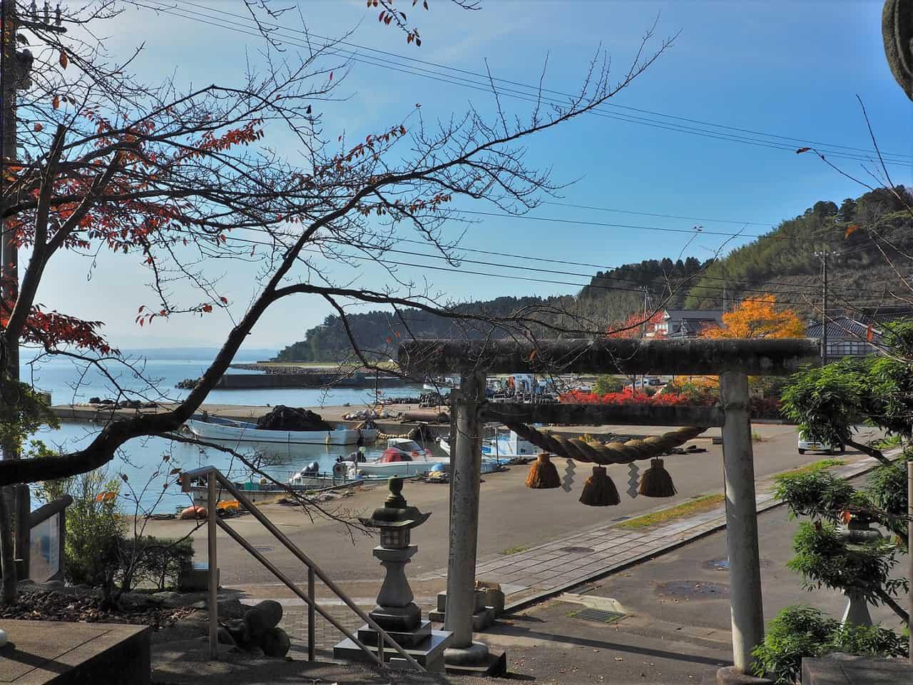 Himi et ses trésors au bord de la Mer du Japon