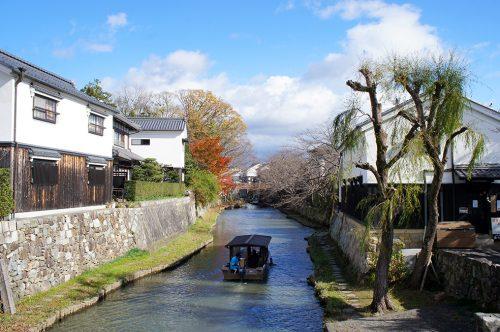Shiga, château de Hikone, Omihachiman, Taga-taisha, Lac Biwa
