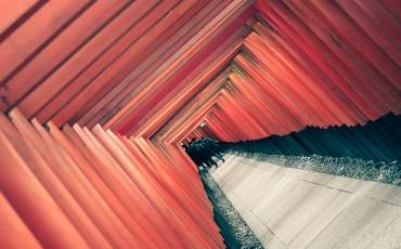 Fushimi Inari, Kyoto, Japon