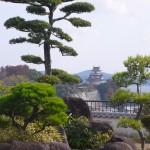 Le château de Kitsuki(杵築城), le plus petit du Japon