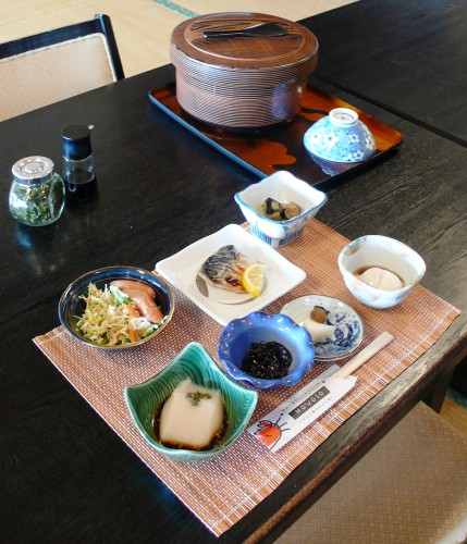 Tara Kakezaki, Ryokan Hoyoso, Crabe, Fruits de mer, Saga, Kyushu