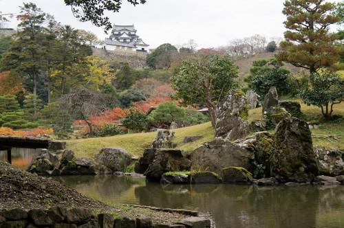 Shiga, château de Hikone, Omihachiman, Taga-taisha, jardin