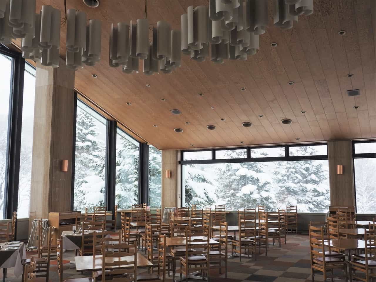 Le Shiga Kogen Prince Hotel East Wing au pied des pistes de ski