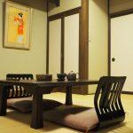 L'authenticité d'un <em>ryokan</em> traditionnel de Oyasukyo Onsen