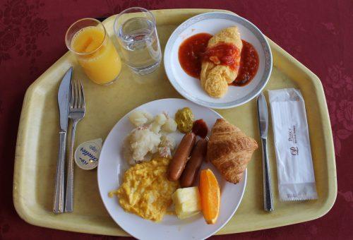 Manza Prince Hotel, Manza, Gunma, Station de ski, Japon, breakfast