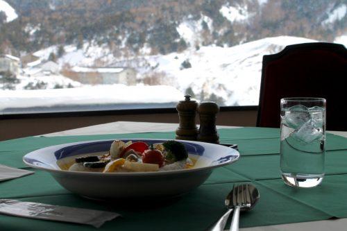 Manza Prince Hotel, Manza, Gunma, Station de ski, Japon, white curry