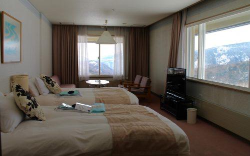 Manza Prince Hotel, Manza, Gunma, Station de ski, Japon