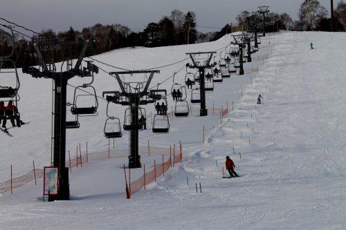 Manza, station de ski de Manza, Gunma, Japon, Manza Prince Hotel