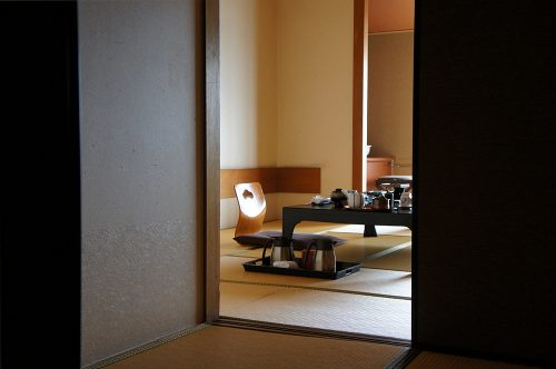 Ryokan Ebisuya, Enoshima, Japon,