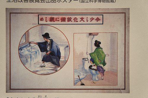 Musée des toilettes, Toto Museum, Japon, Washlet, équipements modernes