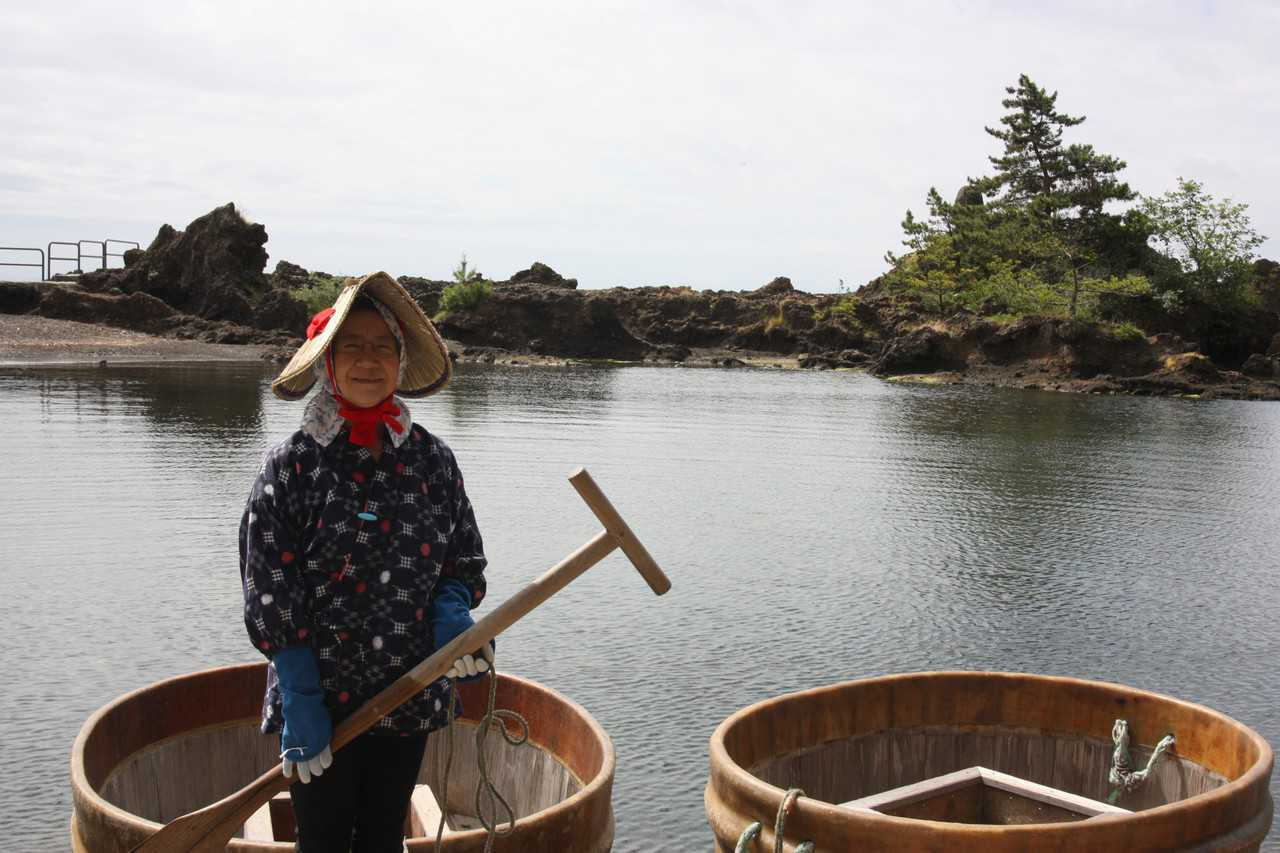 Île de Sado: explorer les fonds marins à bord d'un bateau traditionnel