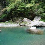 """Explorer la préfecture de Kochi à la recherche du fameux """"Niyodo Blue"""""""