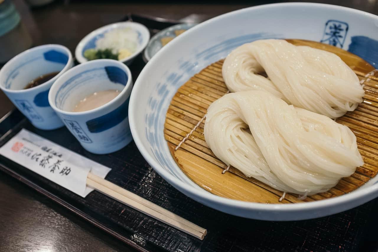 À la découverte des Inaniwa udon de Yuzawa