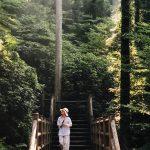 L'été à Toon : trekking et dégustation de nagashi somen