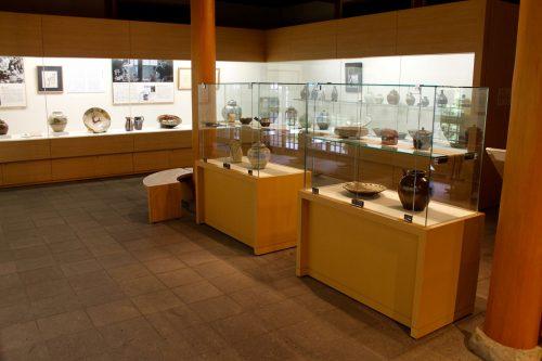 Musée historique du Village de potiers Onta dans la préfecture d'Oita, Kyushu, Japon