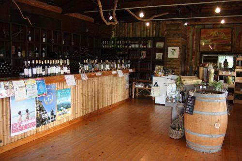 Vignoble Kuju Winery au parc national d'Aso-Kuju, préfecture d'Oita, Kyushu, Japon