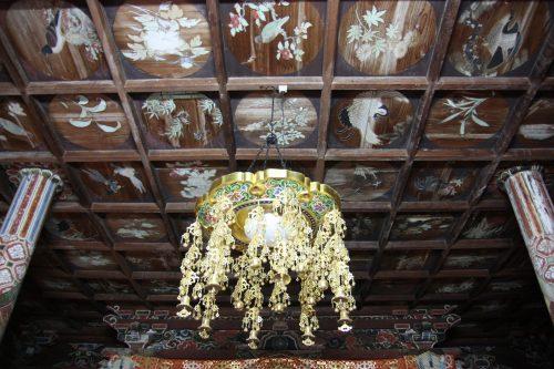 Temple Myojoin, Îles de Goto, préfecture de Nagasaki, Kyushu, Japon