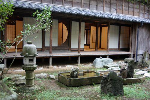 Ancienne résidence du seigneur Moriakira Goto, Îles de Goto, préfecture de Nagasaki, Kyushu, Japon