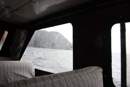 Bateau taxi, Îles de Goto, préfecture de Nagasaki, Kyushu, Japon