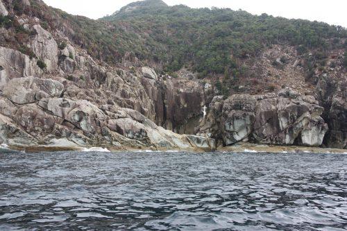 Grotte des Chrétiens, Îles de Goto, préfecture de Nagasaki, Kyushu, Japon