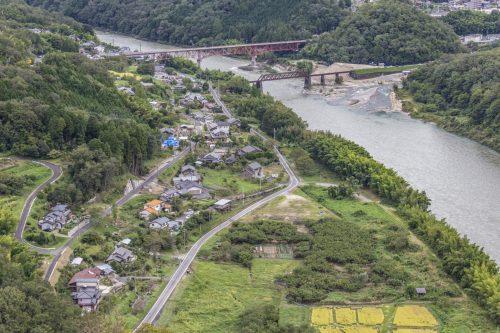 Ancien domaine du clan Toyama à Nakatsugawa, préfecture de Gifu, Japon