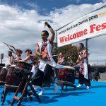 Assister au festival d'ouverture de la coupe du monde de voile à Enoshima