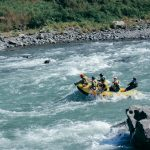 Faire du rafting sur le fleuve Kuma à Hitoyoshi