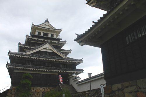 Château de Nakatsu, dans la préfecture d'Oita, Japon