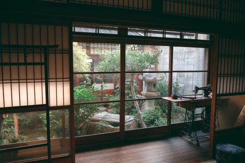 Otsu Hyaku Machi Kan dans la ville d'Otsu, préfecture de Shiga, près de Kyoto, Japon
