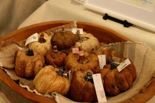 Cadeaux souvenirs offerts au festival Machiya Byobu de Murakami, préfecture de Niigata, Japon