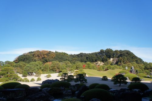 Musée d'art Adachi, Yasugi, préfecture de Shimane, région de San'in, Japon