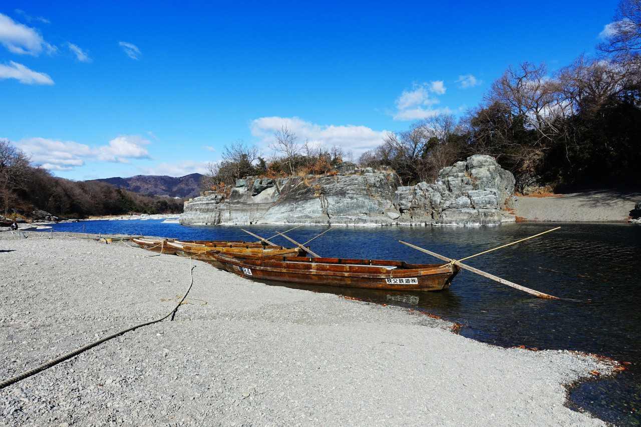 Nagatoro, la campagne japonaise dans toute sa splendeur à seulement 2 heures de Tokyo