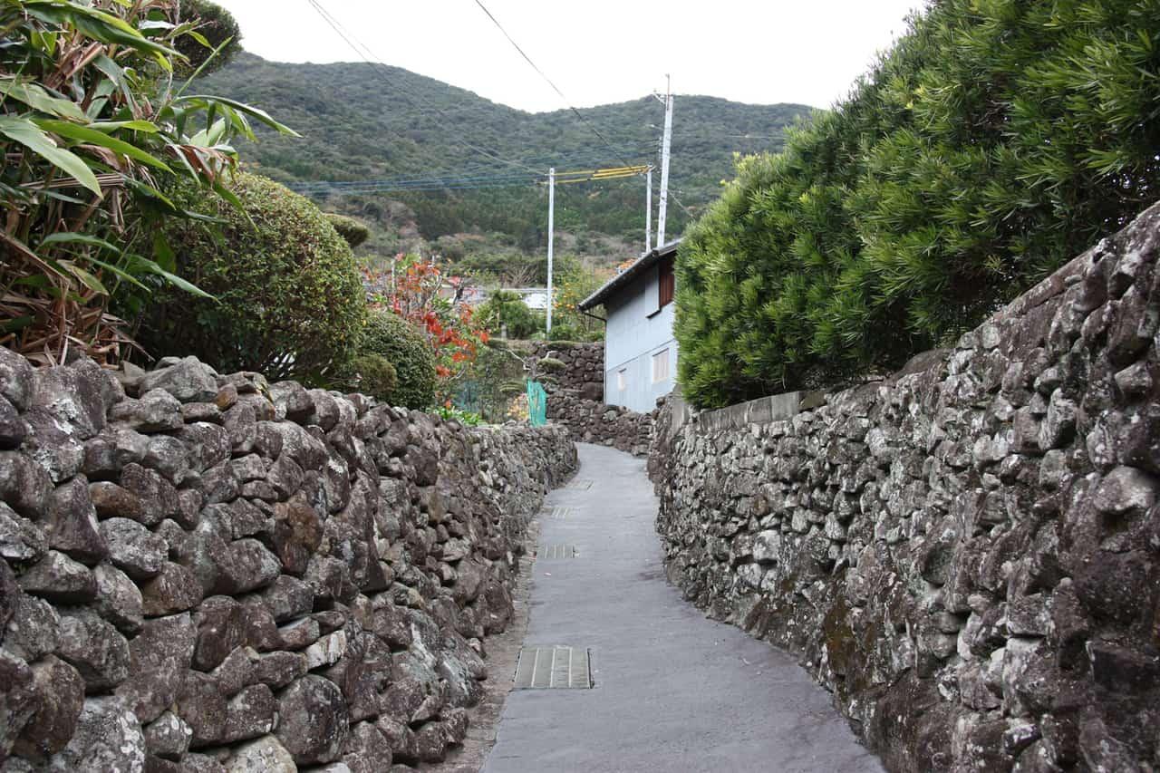 Plongée dans le passé dans les villages historiques de Minamisatsuma