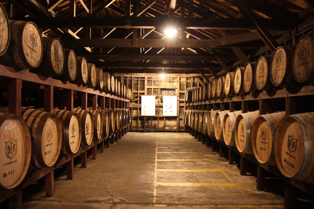 Visiter une distillerie de whisky à Minamisatsuma