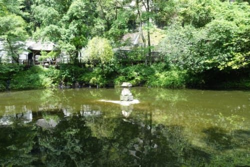 Takachiho (Miyazaki, Kyushu) : l'étang sacré Onokoro